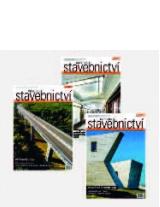Časopis Stavebnictví