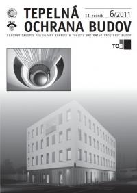Tepelná ochrana budov 2011, 14. ročník