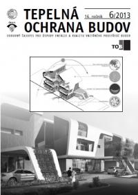 Tepelná ochrana budov 2013, 16. ročník