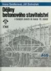 Dějiny betonového stavitelství v českých zemích do konce 19. století