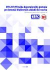 EFFC/DFI Příručka doporučeného postupu pro betonáž hlubinných základů licí rourou