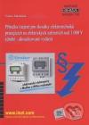 Příručka (nejen) pro zkoušky elektrotechniků pracujících na elektrických zařízeních nad 1000 V