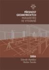 Přesnost geometrických parametrů ve výstavbě