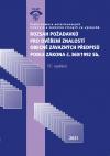 Rozsah požadavků pro ověření znalosti obecně závazných předpisů podle zákona č. 360/1992 Sb., 17. vydání, 2021
