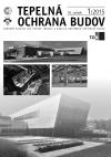 Tepelná ochrana budov 2015, 18. ročník