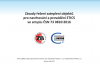 Zásady řešení zateplení objektů pro navrhování a provádění ETICS ve smyslu ČSN 73 0810:2016
