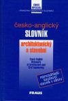 Architektonický a stavební slovník česko-anglický (2 díly)
